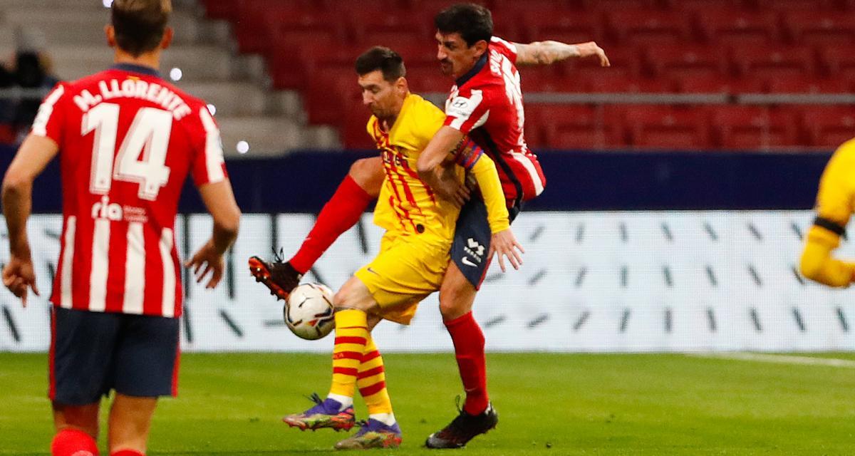 Atlético Madrid - FC Barcelone (1-0) : Messi, une 800e au goût amer