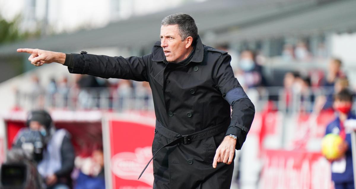 RC Strasbourg : un taulier de Laurey a secoué le vestiaire avant Montpellier