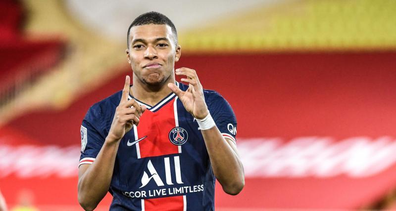 AS Monaco – PSG (3-2) : Mbappé a perdu ses nerfs face à Turpin après le but refusé à Kean