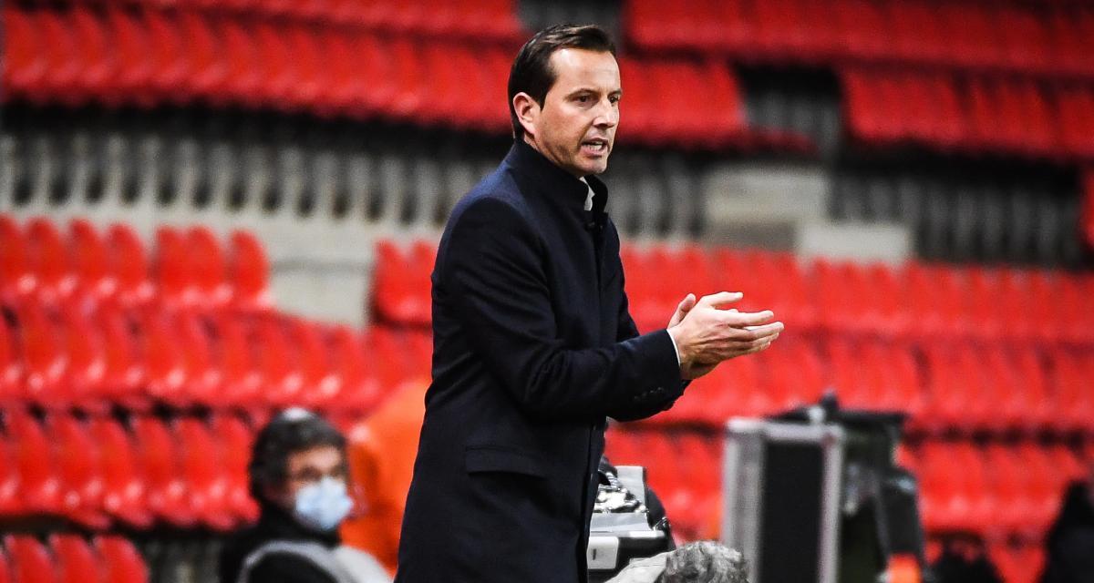 Stade Rennais : Stéphan a fixé un objectif pour tenter de remettre ses joueurs sur les rails