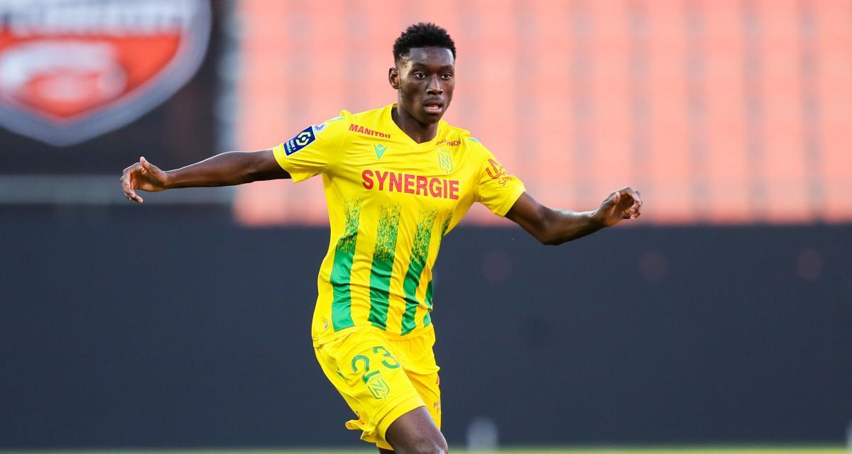 Résultat Ligue 1 : le FC Nantes s'est fait rattraper in extremis par Metz (1-1, mi-temps)