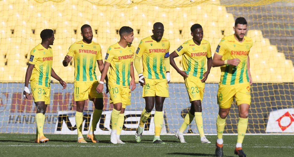 FC Nantes – FC Metz (1-1) : les notes des Canaris