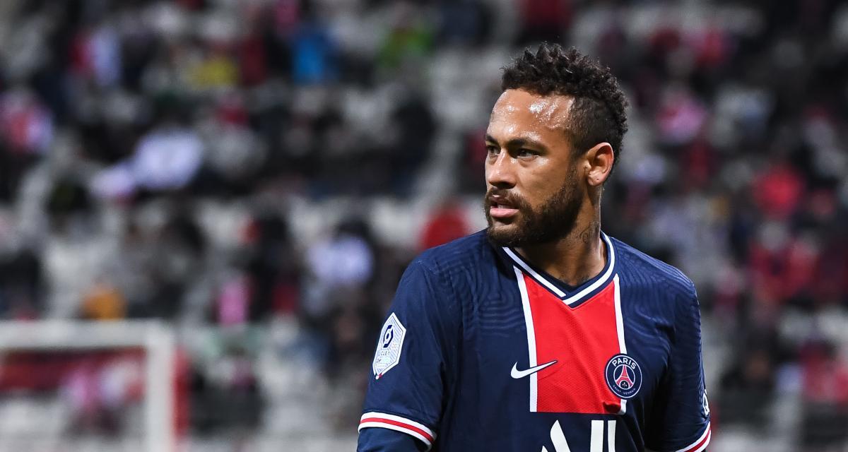 PSG: Gabily met le feu à Instagram avec un commentaire sur Neymar