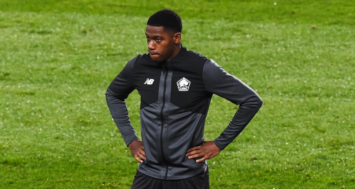 LOSC – Lorient : le réveil de Jonathan David déjà programmé ?