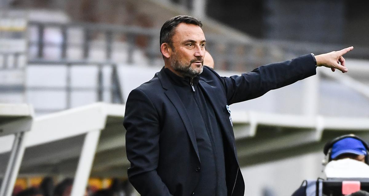 RC Lens : Franck Haise retire un gros motif de satisfaction de la victoire à Dijon (1-0)