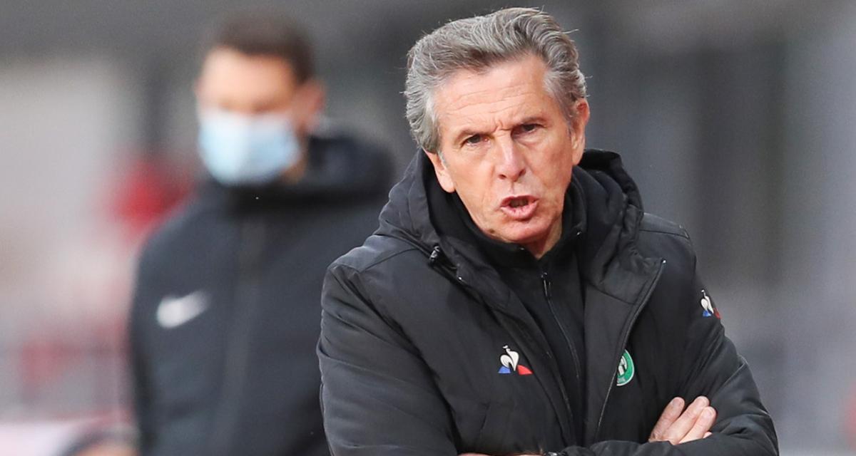 Stade Brestois – ASSE (4-1) : Consterné par le nouveau naufrage des Verts, Guillou se paye encore Puel