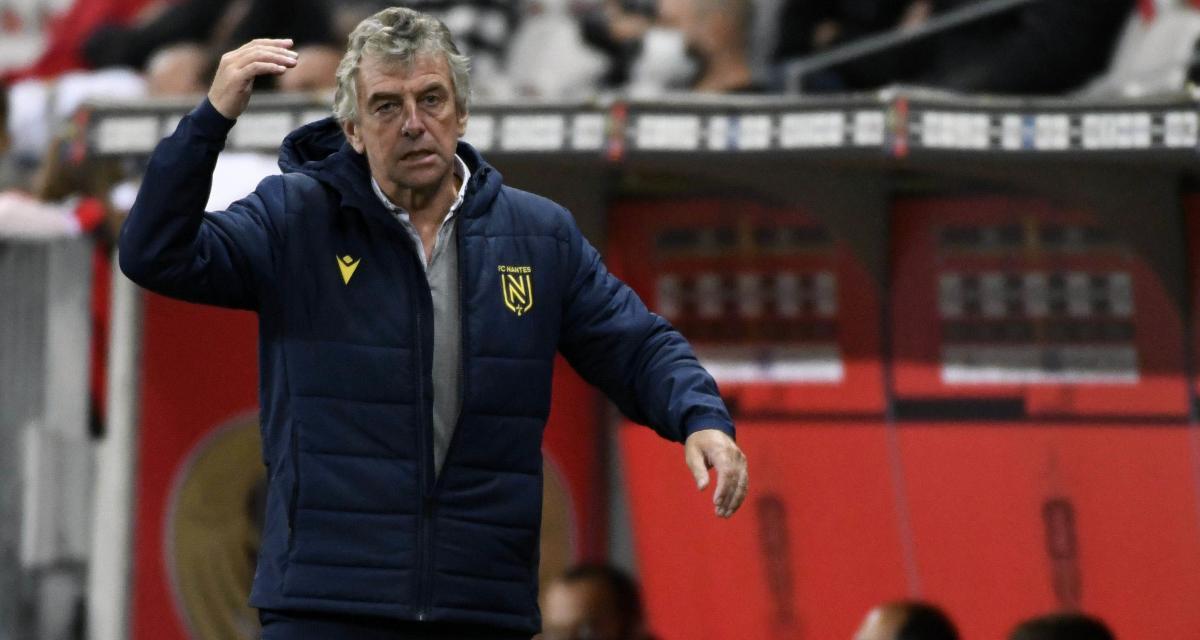 FC Nantes – FC Metz (1-1): Christian Gourcuff s'agace après une question sur Augustin