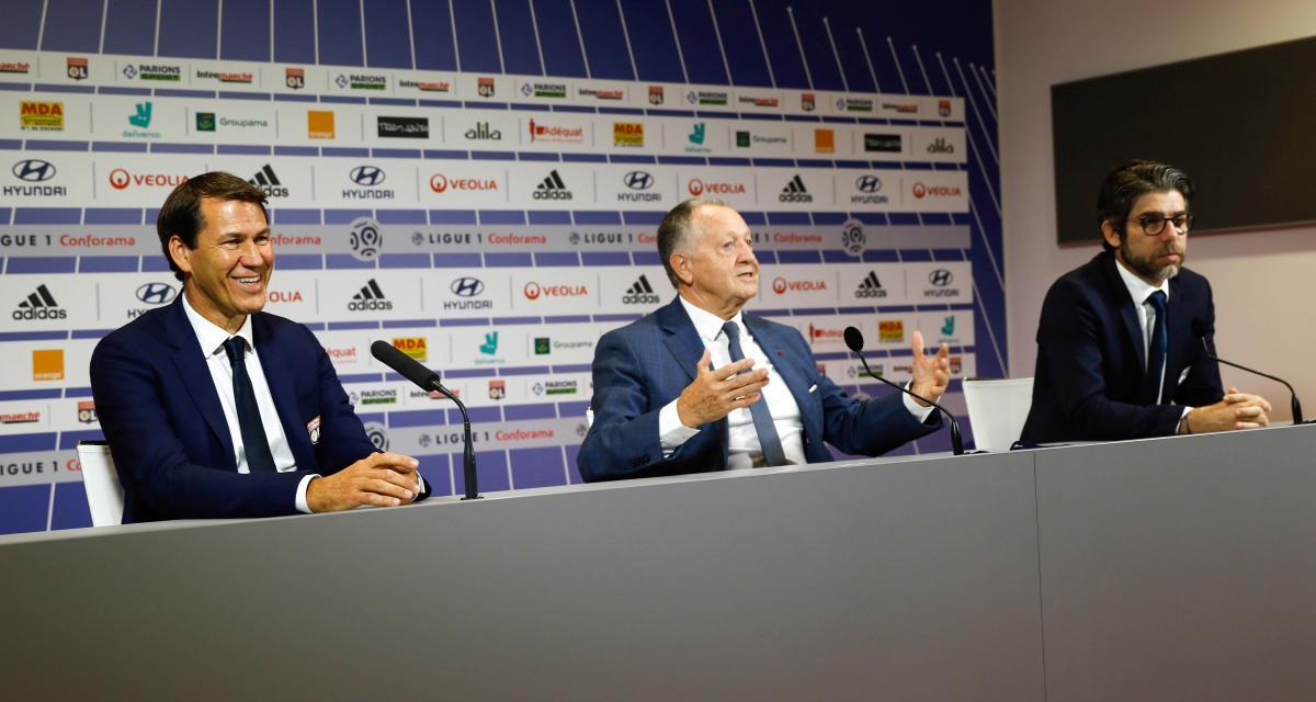 OL – Mercato: Garcia jete un froid sur son avenir, Aulas fixe la tendance