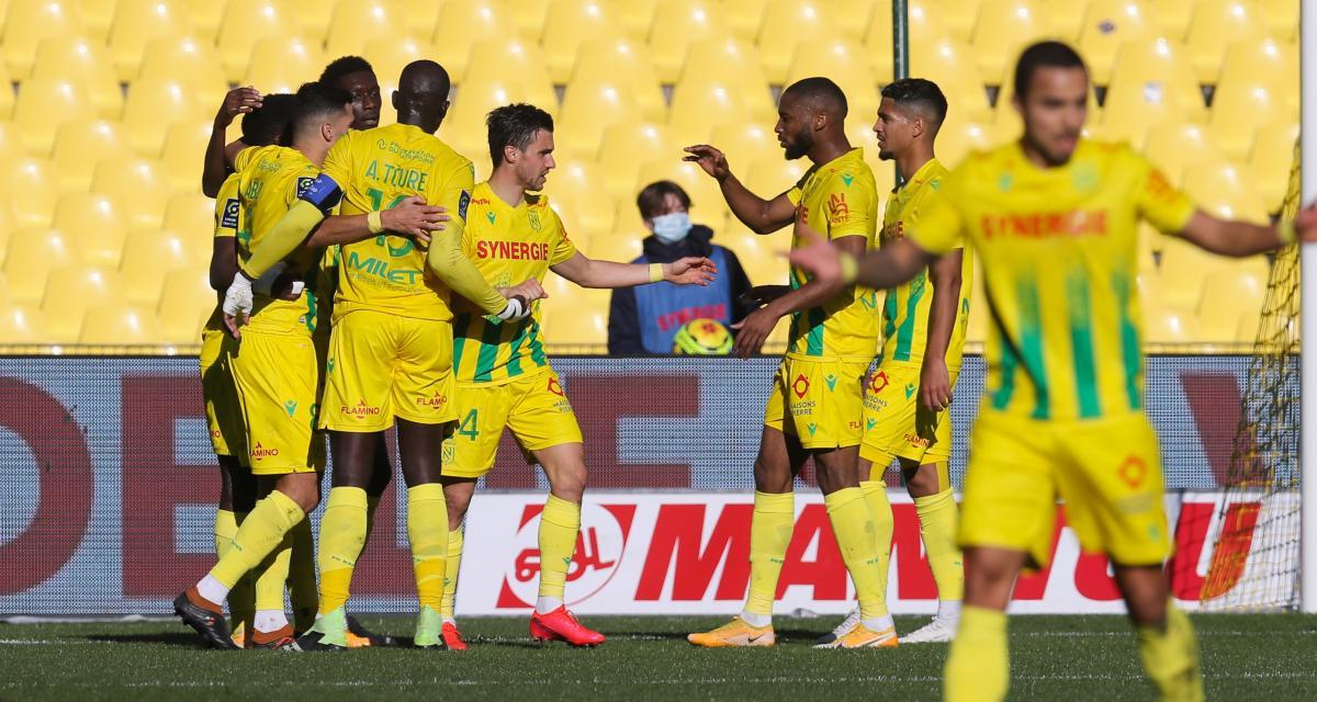 FC Nantes - L'analyse de Charles Guyard : « Et pourtant, il y avait la place... »