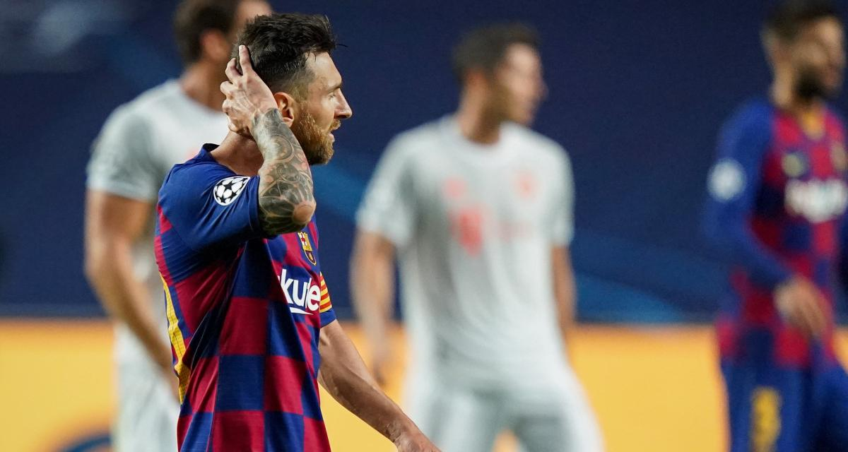 FC Barcelone : Messi absent à Kiev, Koeman éteint l'incendie