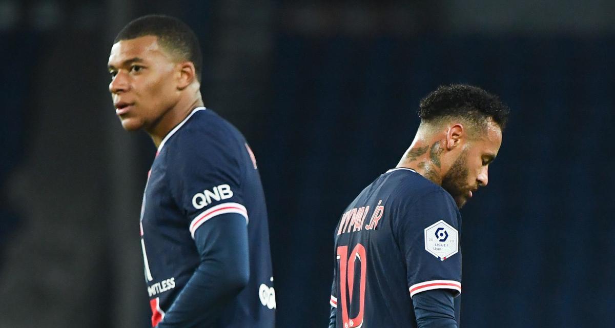 PSG - Mercato : Pierre Ménès s'interroge sur l'avenir du duo Neymar - Mbappé