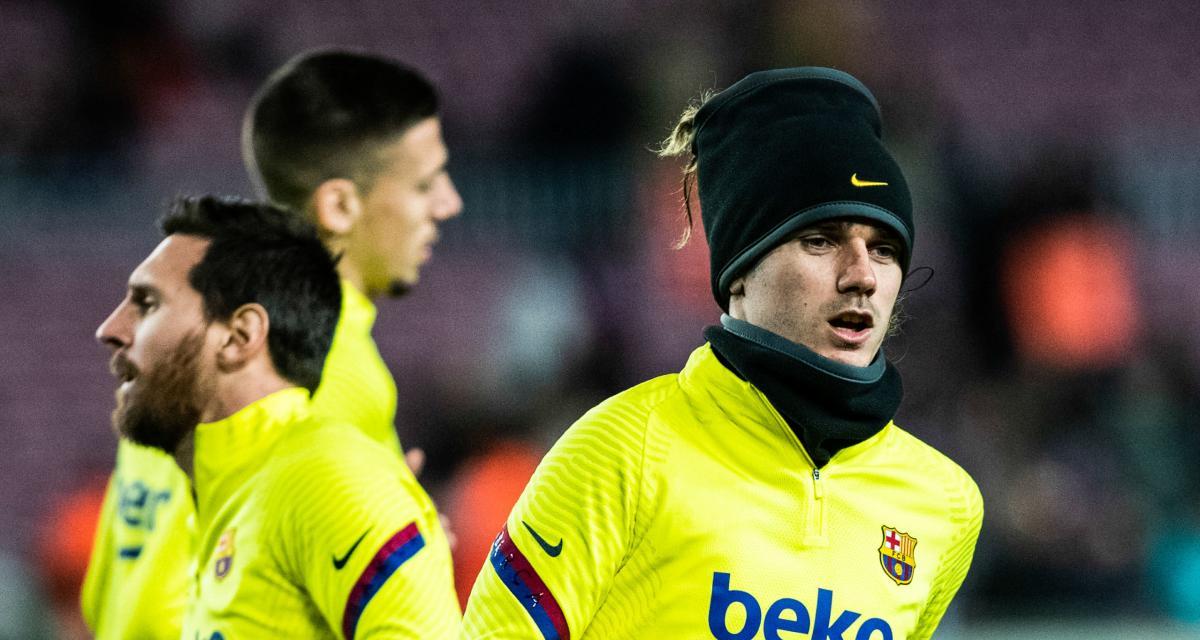 FC Barcelone : Sa relation avec Messi... Griezmann s'est expliqué