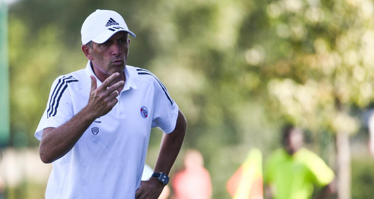 RC Strasbourg - Stade Rennais : coups durs pour Thierry Laurey