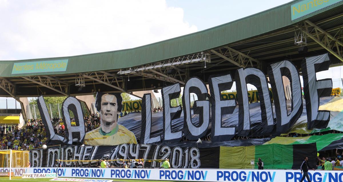 FC Nantes : pourquoi la statue d'Henri Michel sera unique