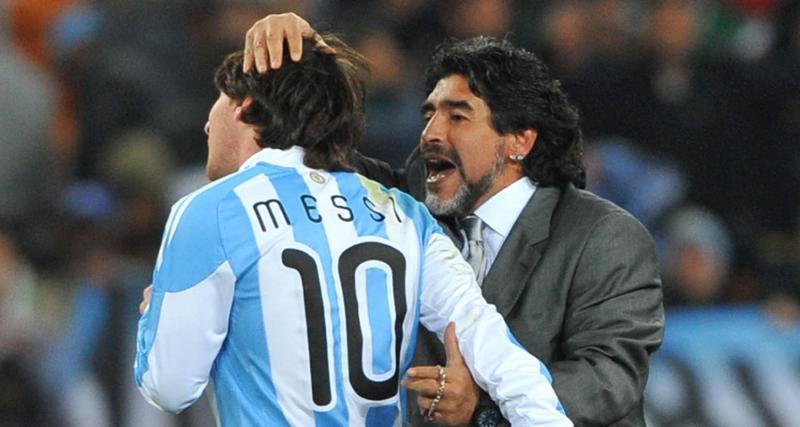 FC Barcelone : Lionel Messi et l'éternité de Diego Maradona
