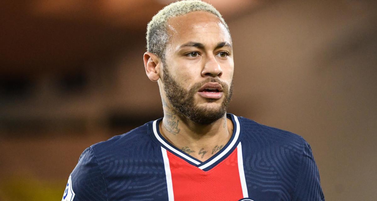 PSG : Natalia Barulich, la copine de Neymar, va lui faire tourner la tête dimanche