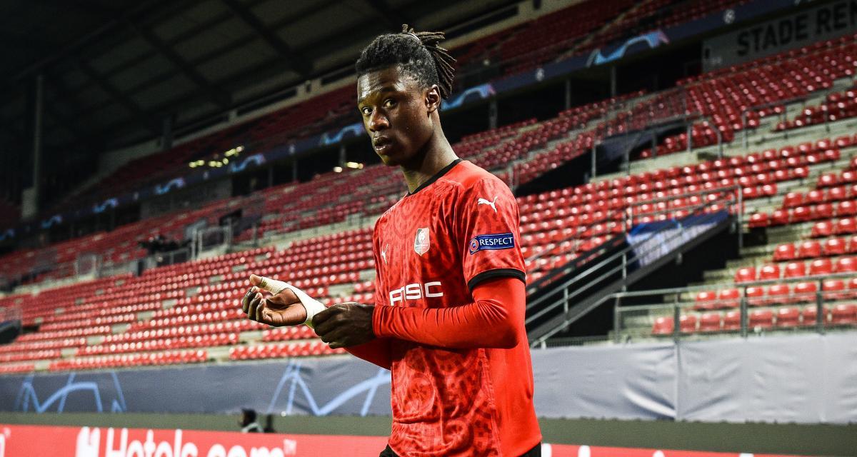 Stade Rennais : Camavinga a eu droit à un costaud recadrage après Chelsea