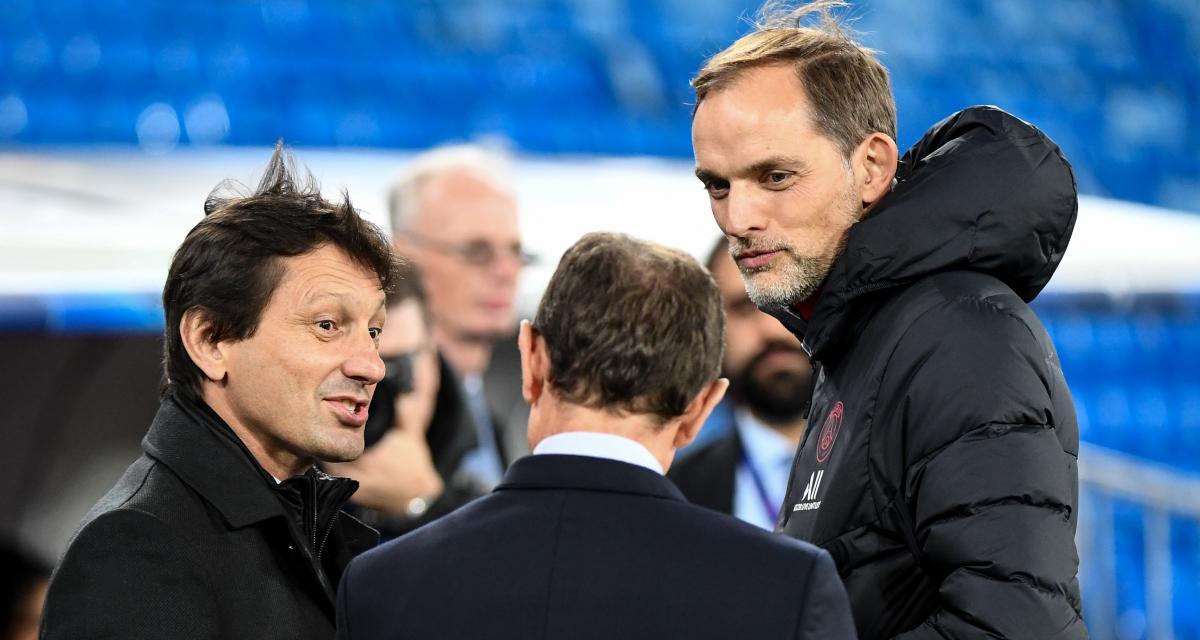 PSG : Leonardo au centre du malaise entre Tuchel et la presse ?