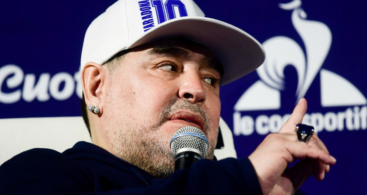 Disparition Maradona : les dernières heures du Pibe de Oro