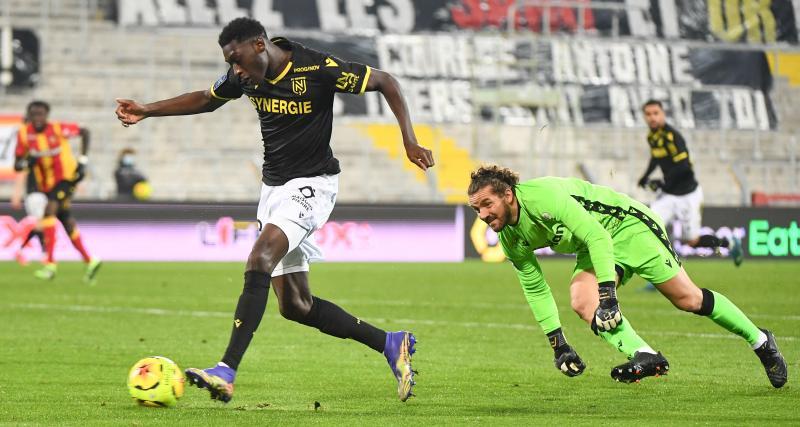RC Lens – FC Nantes (1-1) : une grosse explication dans le vestiaire a transformé les Canaris après la pause