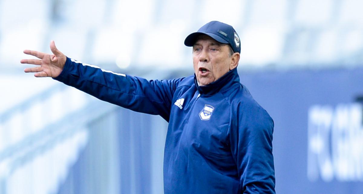 Girondins, PSG : Gasset comprend l'agacement de Tuchel et bouscule Koscielny sur son rôle
