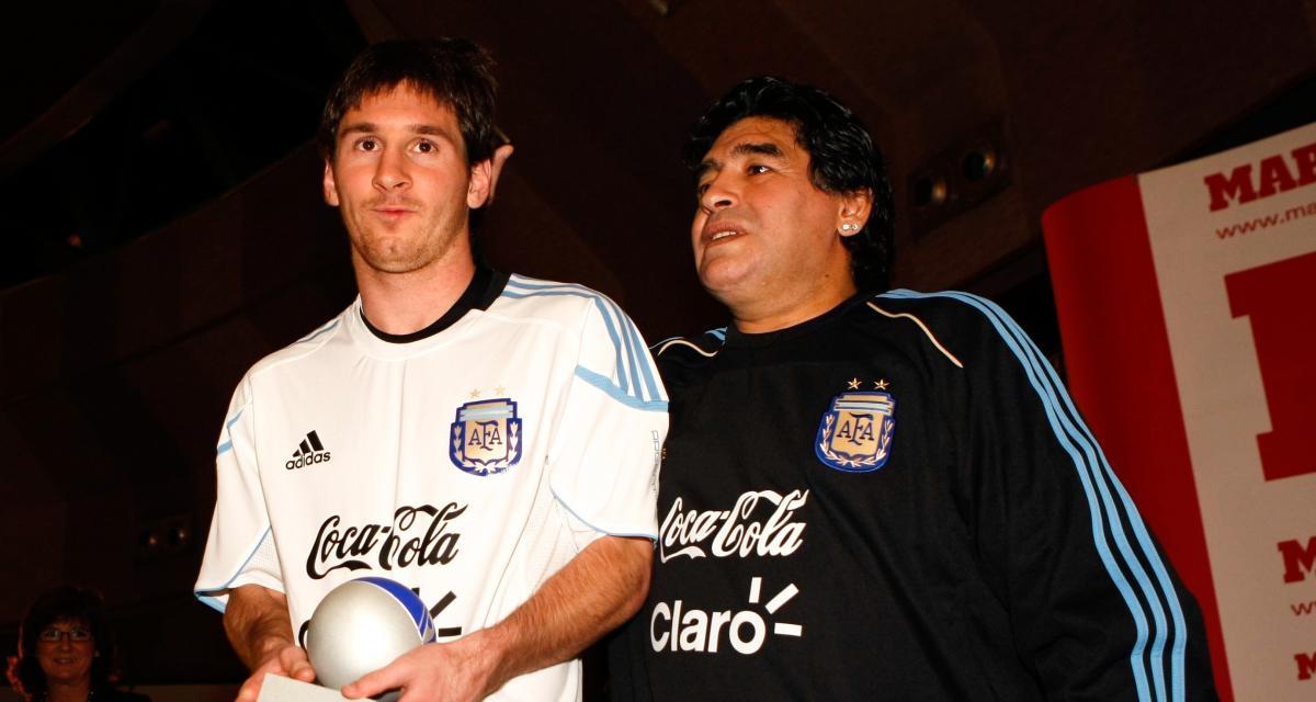 FC Barcelone : un honneur réservé à Maradona pourrait déteindre sur Messi