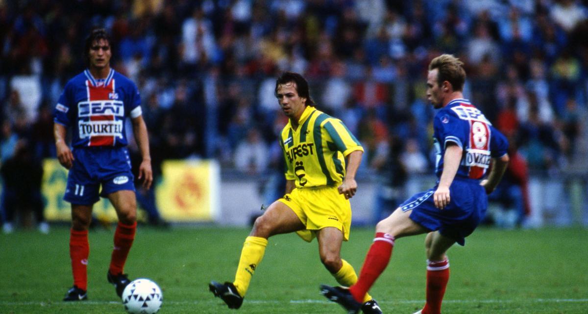 OM, FC Nantes - EXCLU : Tapie, Suaudeau, les deux clubs, Benoît Cauet partage ses souvenirs