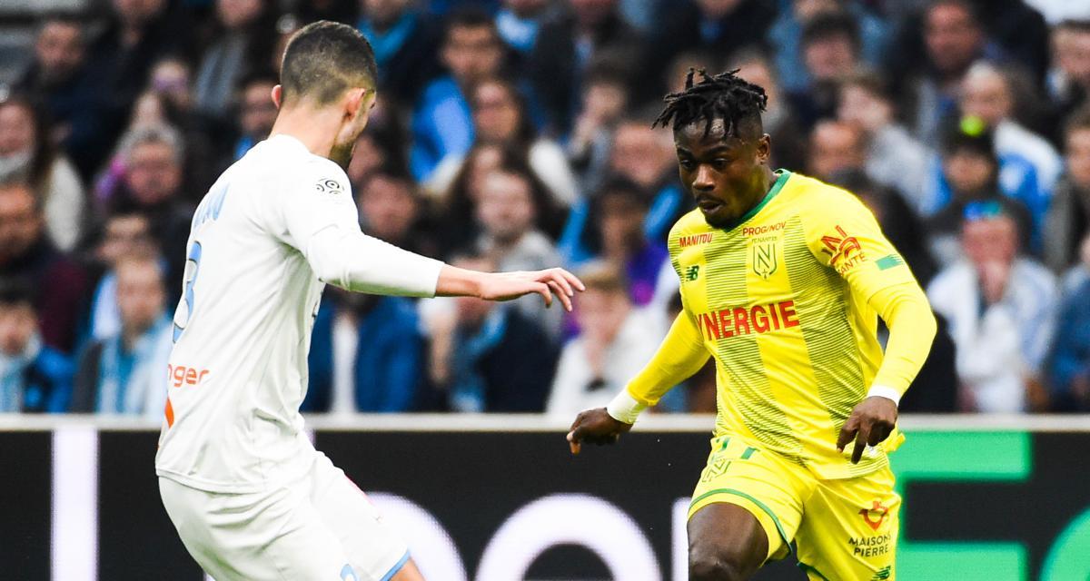 Ligue 1: OM – FC Nantes, les compos probables