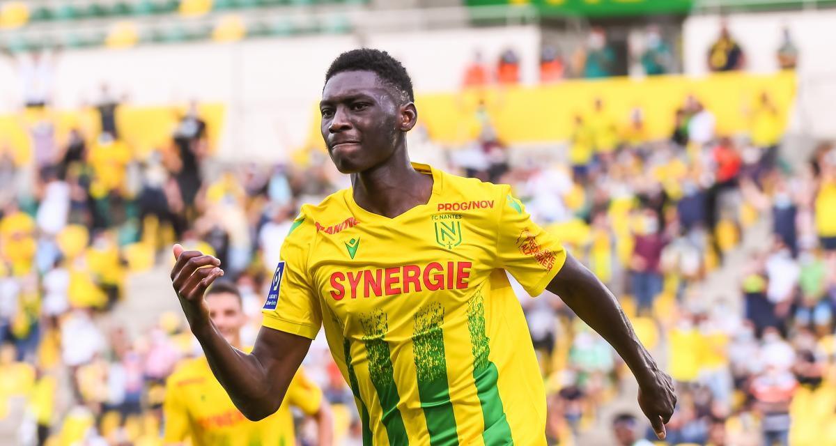 FC Nantes – Mercato: la petite phrase de Kita sur l'avenir de Kolo Muani