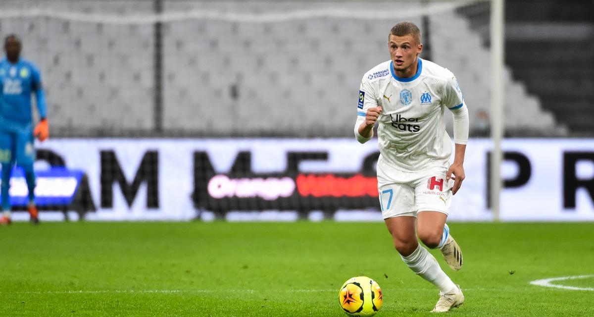 Ligue 1 : OM - FC Nantes, les compositions (Cuisance et Chirivella titulaires)