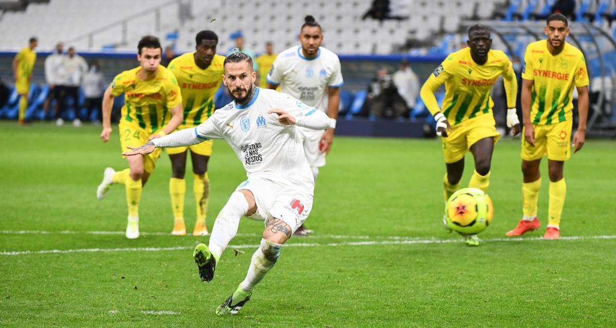 OM - FC Nantes (3-1) : les 3 TOPS et les 3 FLOPS du match