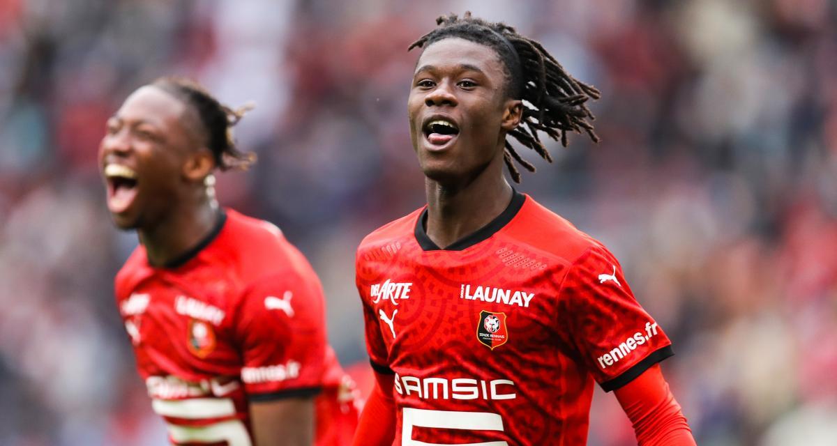 Stade Rennais : Stéphan a officiellement perdu Camavinga !