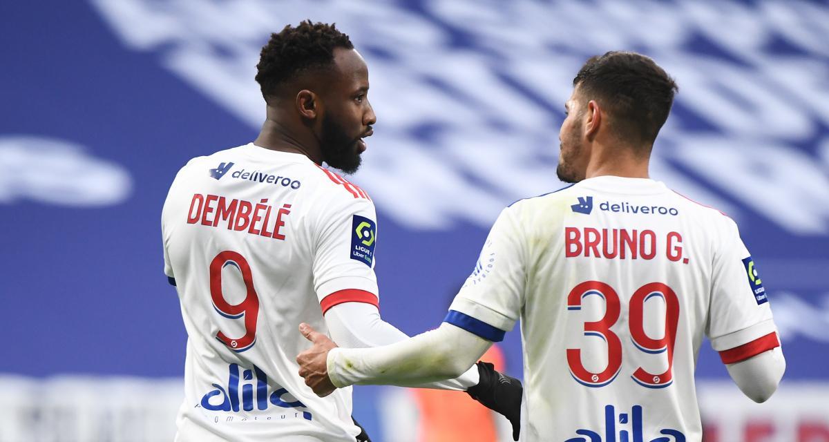 Résultat Ligue 1 : l'OL continue sur sa lancée face à Reims (3-0)