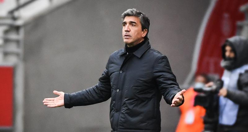 OL - Stade de Reims (3-0) : David Guion s'emporte contre l'arbitrage !