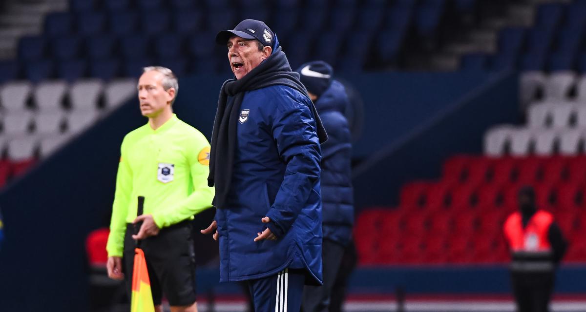 PSG - Girondins (2-2) : Gasset s'est rapproché de Mbappé et a sermonné un héros du Parc !