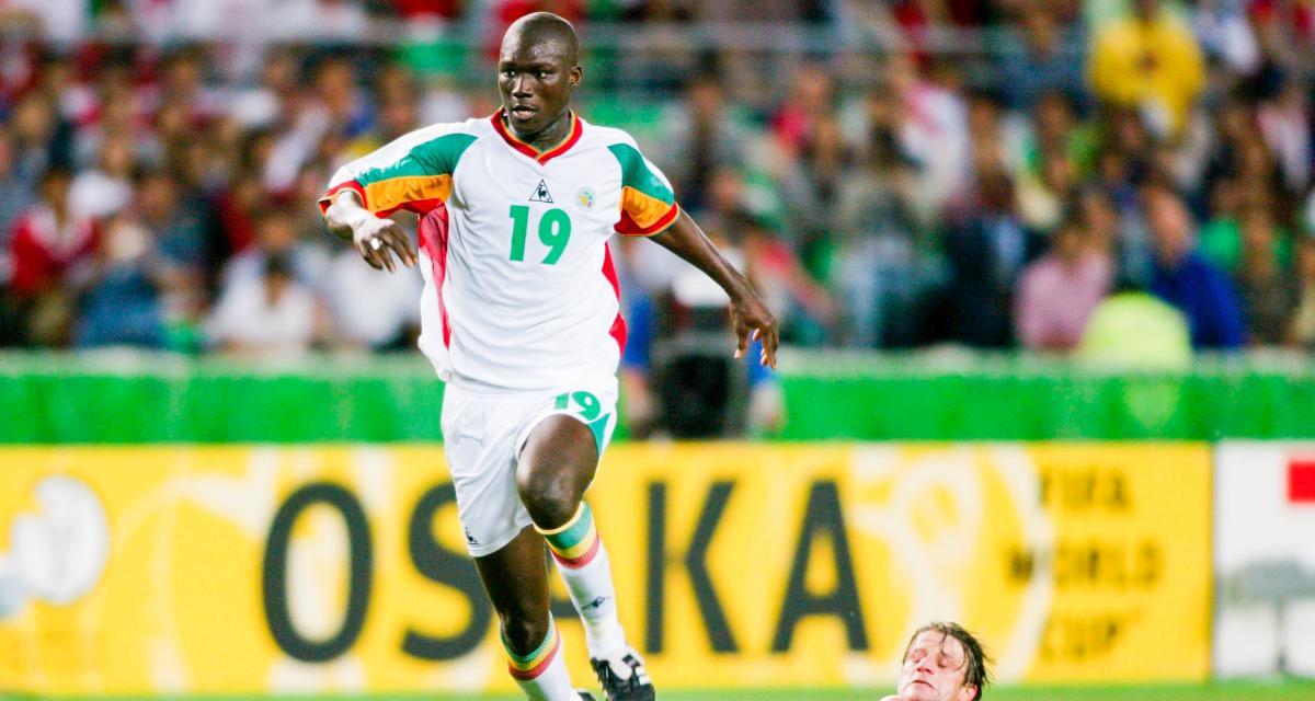 RC Lens - Carnet : Papa Bouba Diop est décédé