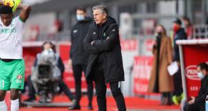 ASSE - LOSC (1-1) : Claude Puel se projette déjà sur le match capital