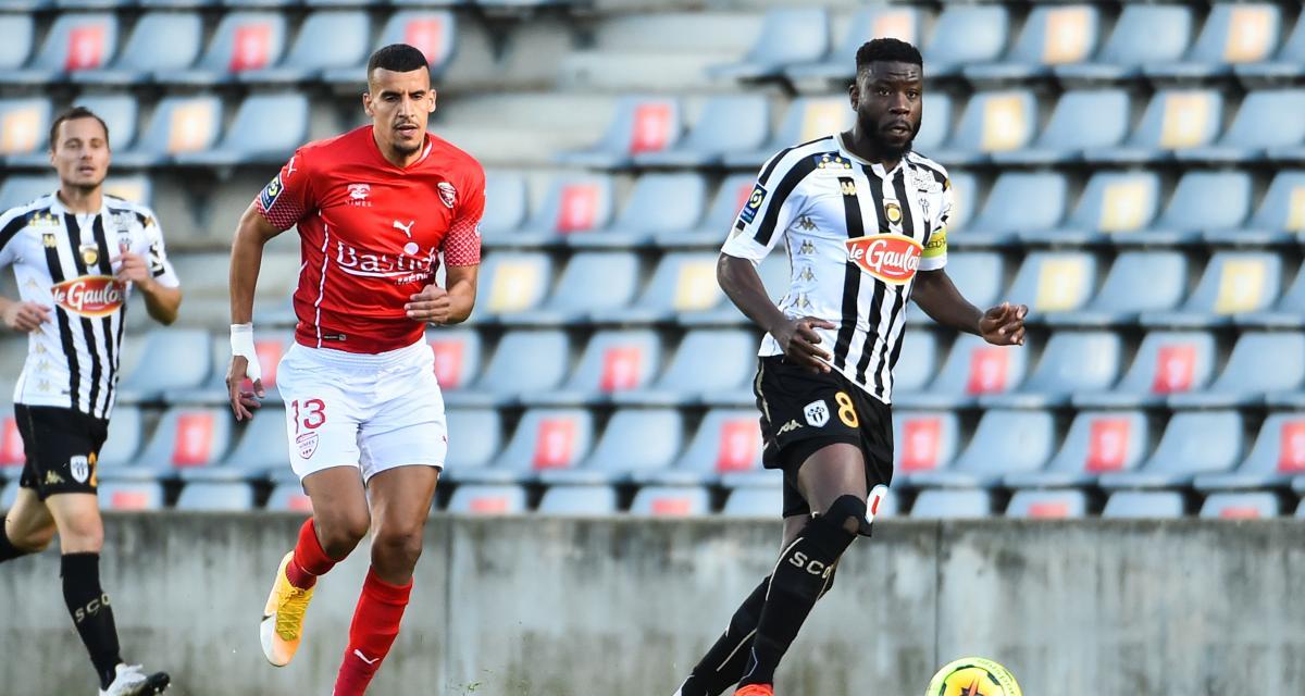 SCO Angers : Ismaël Traoré est en grande forme