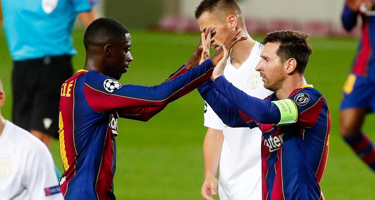 Ferencvaros – FC Barcelone : à quelle heure et sur quelle chaîne voir le matchà la TV et en streaming ?
