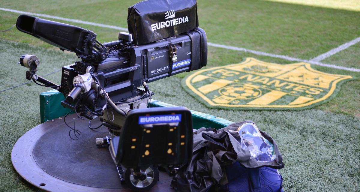 FC Nantes – RC Strasbourg: à quelle heure et sur quelle chaîne voir le matchà la TV et en streaming ?