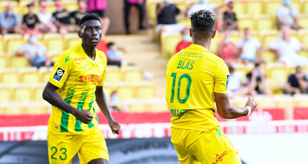 FC Nantes, PSG : deux Canaris bousculent Kylian Mbappé !