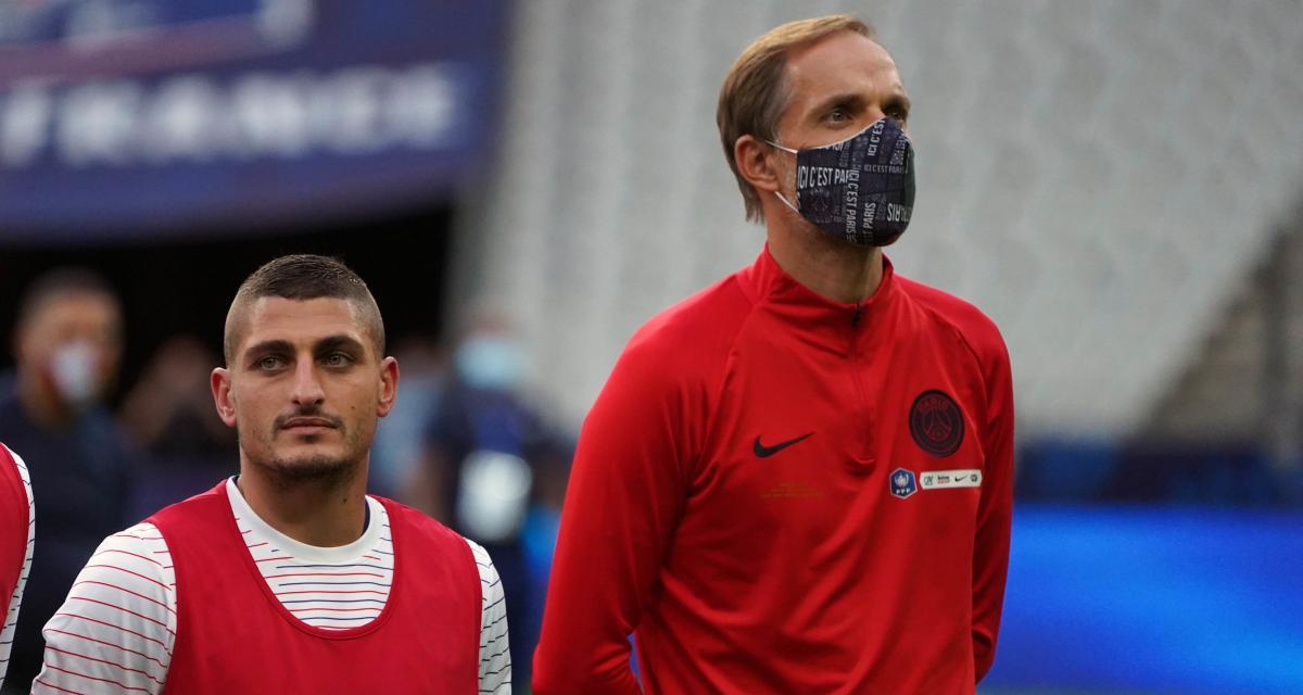 PSG : Verratti envoie un message fort à Leonardo