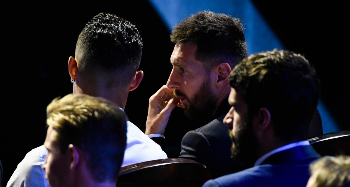 Juventus, FC Barcelone : Cristiano Ronaldo met une bonne peignée à Lionel Messi