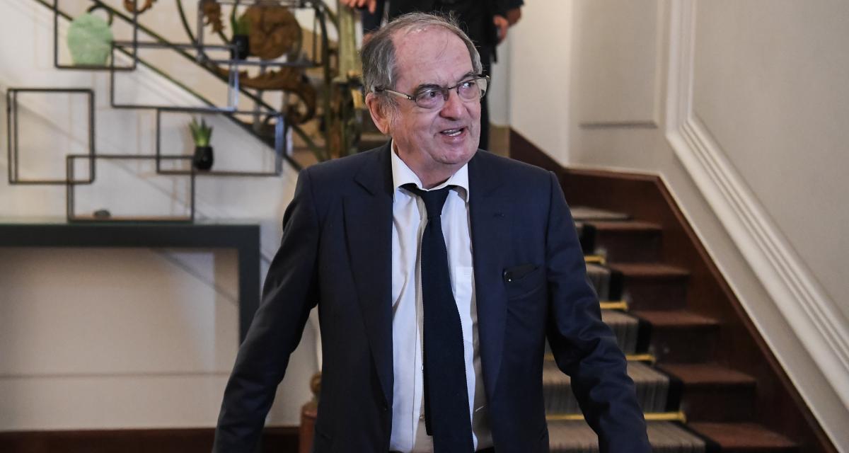 ASSE, PSG, OM, OL, FC Nantes, RC Lens : Le Graët mouche Castex pour la Coupe de France !