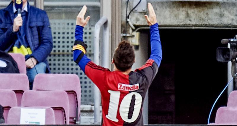 FC Barcelone, OM : Bielsa a adoré l'hommage de Messi à Maradona