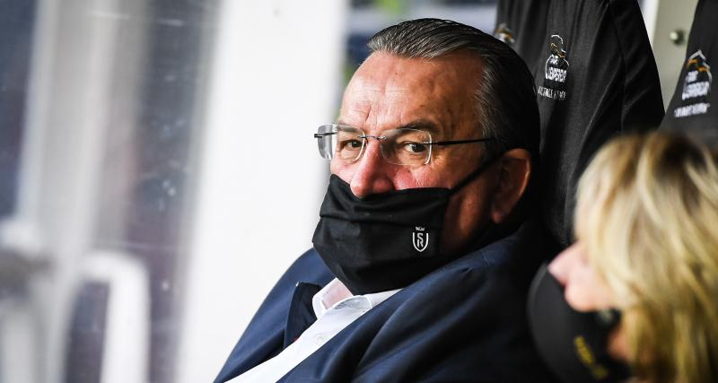Stade de Reims : Caillot monte au créneau face à l'Etat et craint un scénario catastrophe