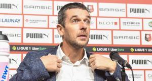Stade Rennais : Holveck conforte Stéphan et met un gros coup de pression avant le RC Lens