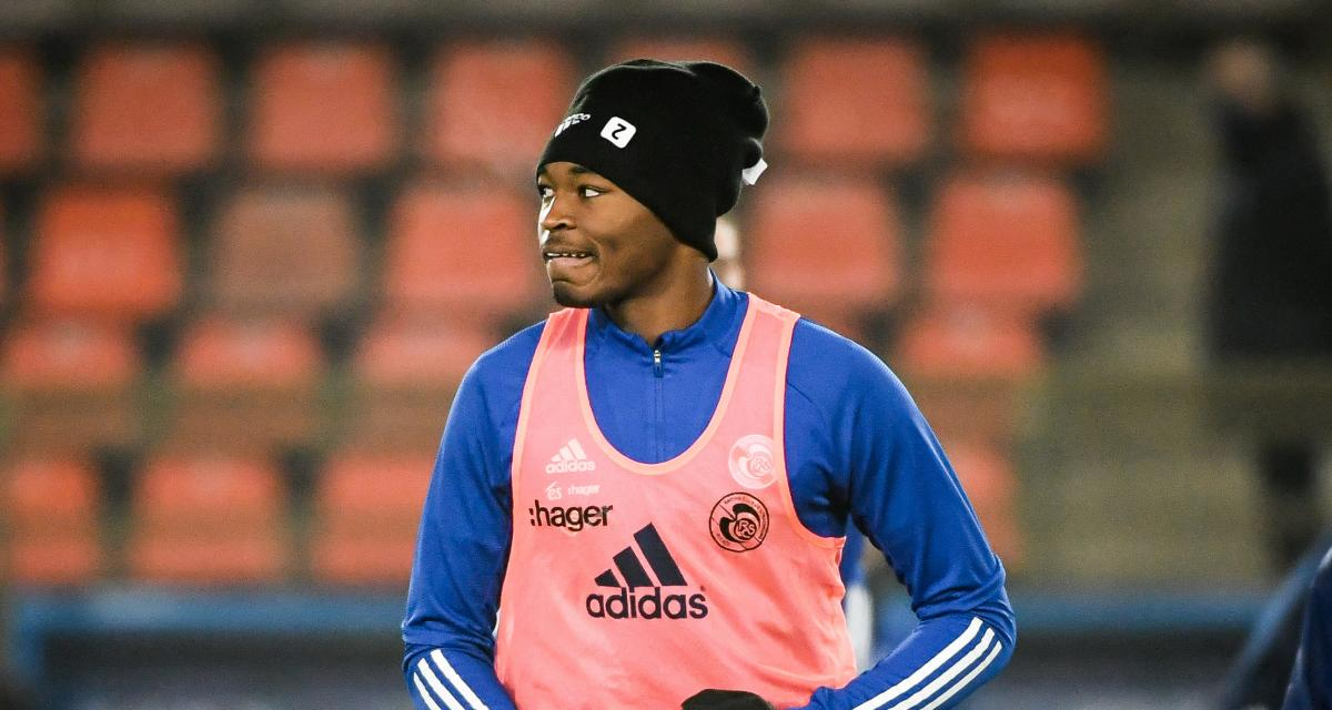 RC Strasbourg – Mercato : Simakan se confie sur son avenir et prévient le FC Nantes