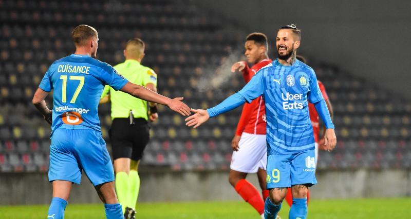 Résultat Ligue 1 : l'OM assure sur la pelouse de Nîmes (2-0)