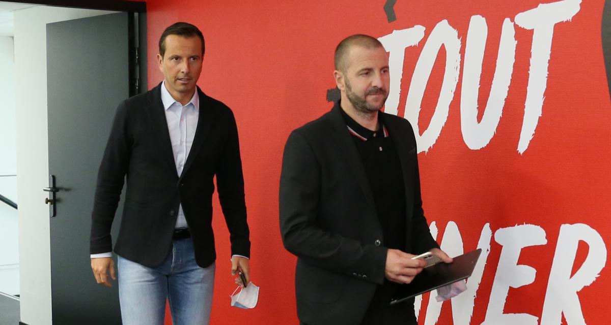 Stade Rennais : des tensions entre Stéphan et Maurice ?
